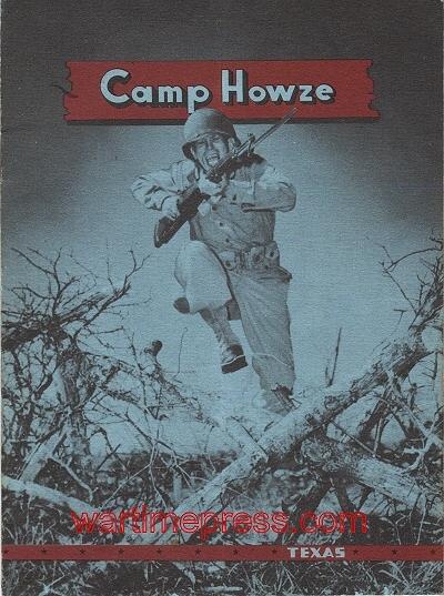 Camp Howze Texas Pdf Wartime Press