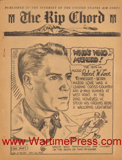 The Rip Chord 1943 05 22 Nr 20 Pdf Wartime Press