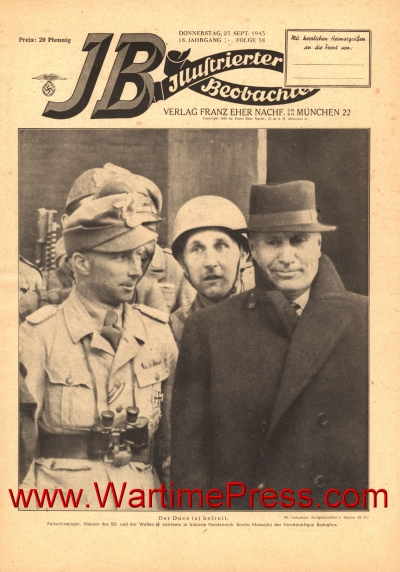 Illustrierter Beobachter 1943 09 23 nr 38 Variation Cover (PDF)