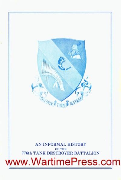 776th TD Battalion (PDF)
