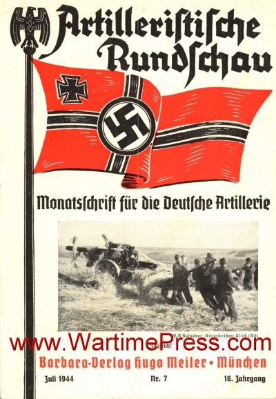 Artilleristische Rundschau 1944 07 nr 07 (PDF)